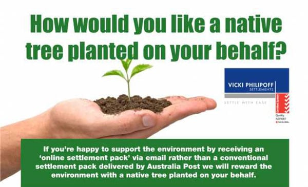 Plant a tree campaign